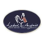 Label Anglais logo
