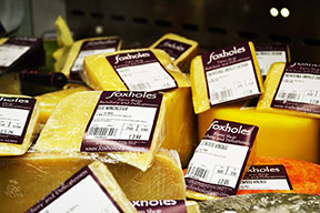 Cheese and Deli Foxholes Farm