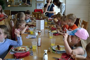 Children's parties at Granny Smiths Tea Rooms