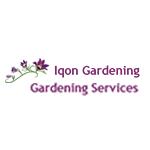 Iqon Gardening Services logo