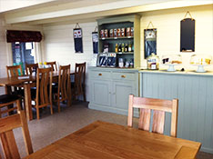 Tea Room Foxholes Farm
