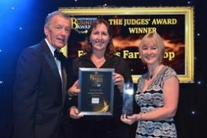 Judges Award Winner