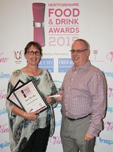 Hertfordshire Food and Drink Awards 2015