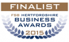 Finalist FSB Hertfordshire Awards 2015