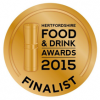 Finalist Hertfordshire Food and Drink Awards