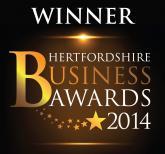 Hertfordshire Business Awards Winner 2015