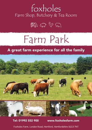 A5 2pp Farm Park Front HiRes